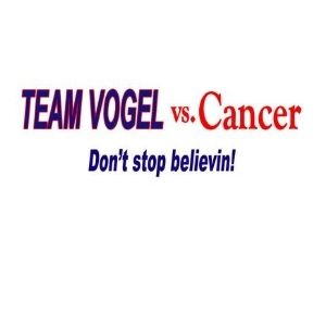 Team Vogel vs Cancer
